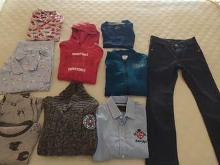 Lote 2 ropa niño 6-8 años