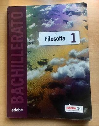 LIBRO FILOSOFÍA 1º BACHILLERATO