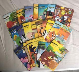 Colección libros superestrellas animadas