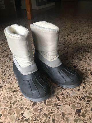 Botas descanso nieve de niño/niña