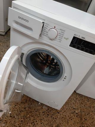 lavador + Garantia + transporte