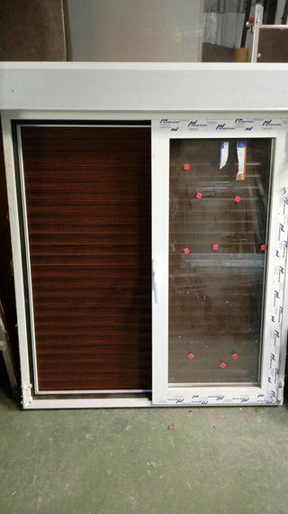 ventana de aluminio de rotura puente termico
