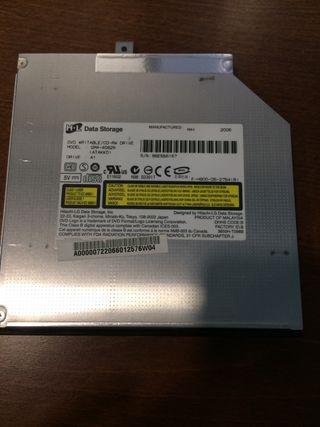 Grabadora DVD para portátil
