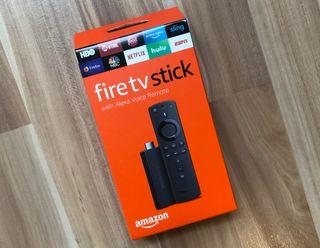 Fire TV Stick precintado
