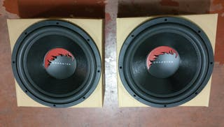 """Subwoofers Dragster 15"""""""
