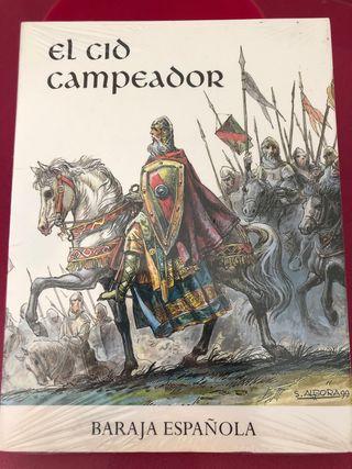 Baraja del Cid Campeador