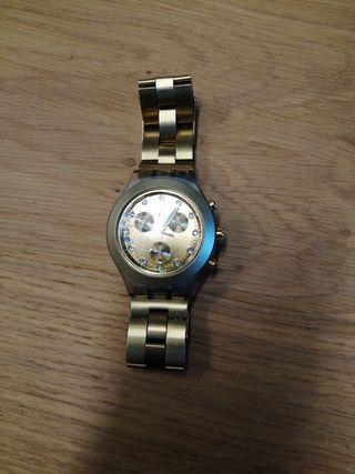 reloj swatch mujer