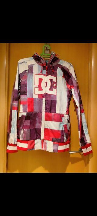 chaqueta nieve carhartt multicolor mujer talla M