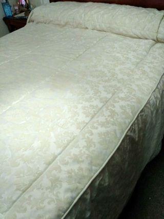 Edredón de cama de 150cm ancho