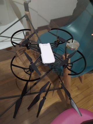 Mini Dron DJI Tello + repetidor WiFi Xiaomi