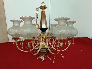 lámpara de techo clásica