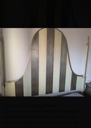 CHOLLAZO!!!!!!!Cabecero cama 1.50cm. Nuevo