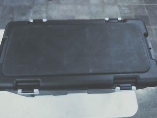baúl transporte de equipo de buceo