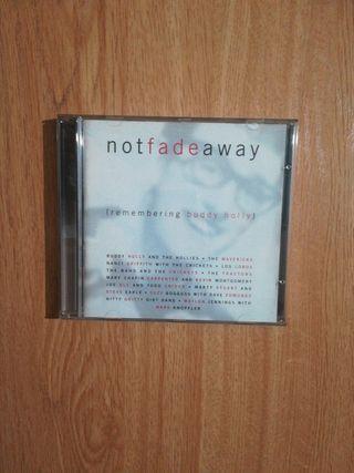 "Cd Buddy Holly ""Not fade away"""