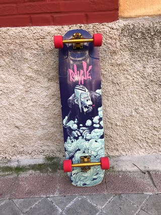 Longboard, skate, tabla