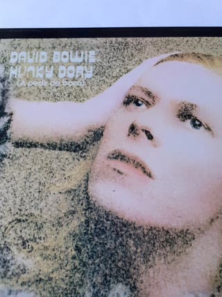 LP. DAVID BOWIE. HUNKY DORY