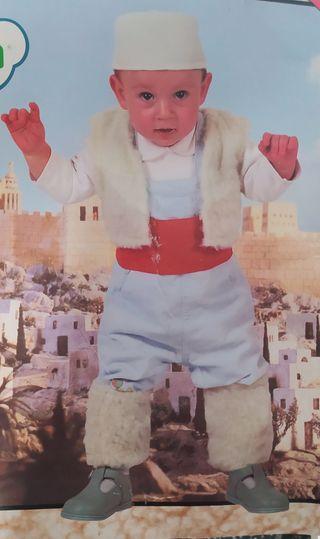disfraz de pastorcillo de niño