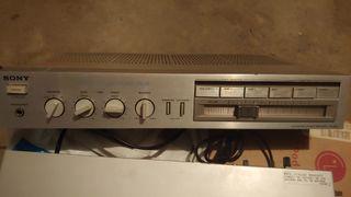 Amplificador Sony TA-AX3