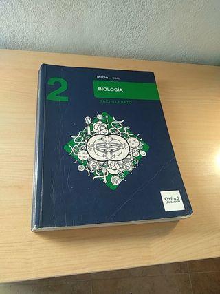 Libro de Biología Oxford Education