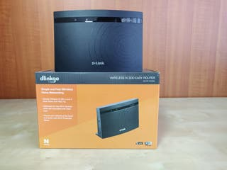Router WiFi - repetidor D-Link Go-Rt-300.