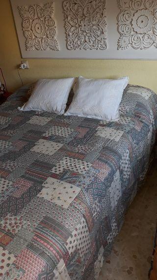 Edredón grueso para cama de 135