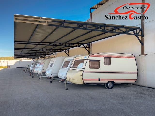 PARKING CARAVANAS SANCHEZ CASTRO
