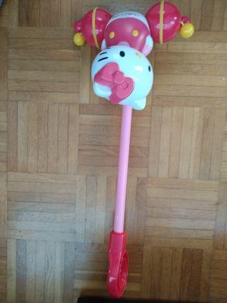 Hello Kitty, Correcaminos divertido juguete.