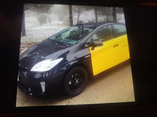 Licencia de taxi Barcelona AMB en venta