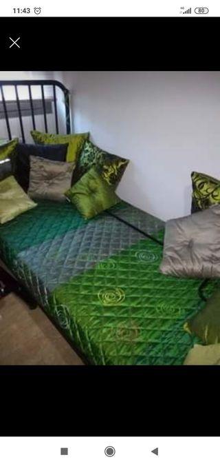 cama extensible 2x0,90.