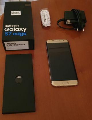 Samsung Galaxy S7 Edge pantalla 5'5 y 32GB memoria