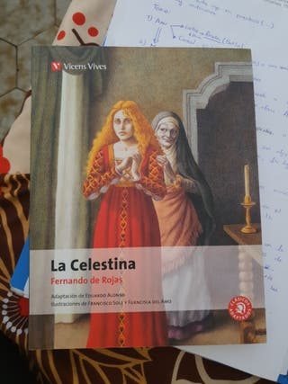 Libro de Celestina