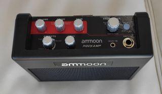Mini-amplificador de guitarra AMMON POCKAMP