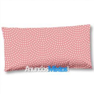 Funda de almohada YELENA multicolor 40x80 cm