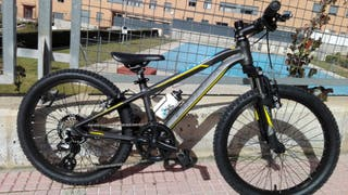 Bicicleta infantil Orbea mx xc 20 aluminio
