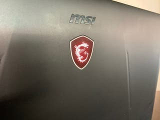 MSI I7 17 pulgadas gamer portátil Pc
