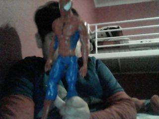 Muñeco Spiderman
