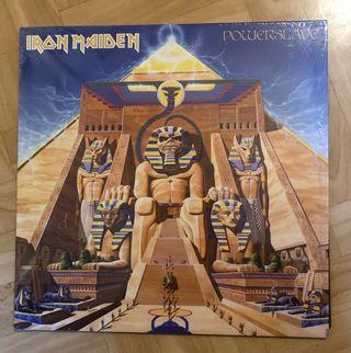Iron Maiden Powerslave vinilo