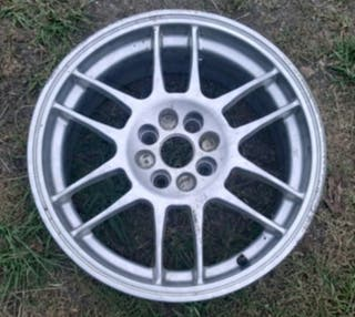 "llanta de aluminio Ford Focus 16"""