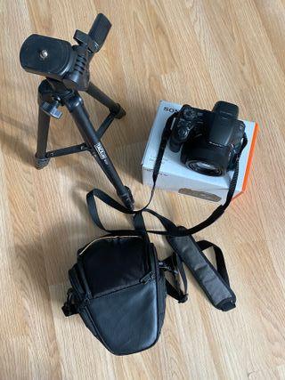 Cámara compacta HX350 con zoom óptico de 50 aument