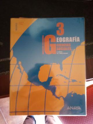 ESO. 3 Geografía. Ciencias Sociales