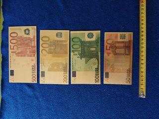 reproducción billetes euros