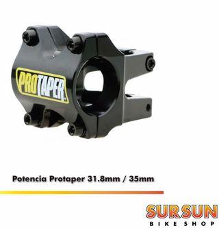 Potencia Protaper 31,8mm o 35mm