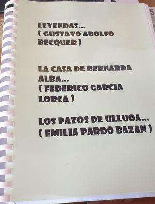 Rimas y Leyendas, Casa de Berbarda Alba