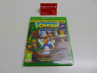 CRASH BANDICOOT NSANE TRILOGY XBOX ONE (122870)
