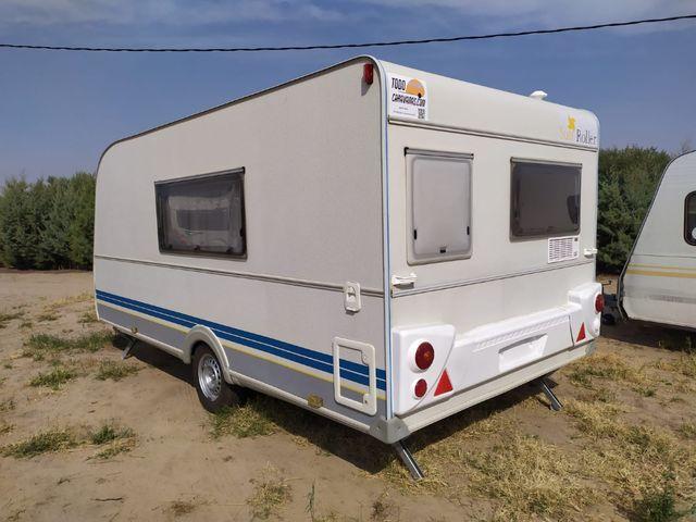 Caravana SUN ROLLER PORTOFINO 430