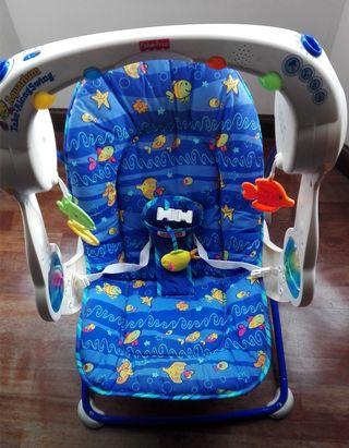 Hamaca bebé Fisher Price