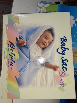 mantas de bebés