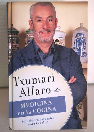 Libro: Medicina en la cocina