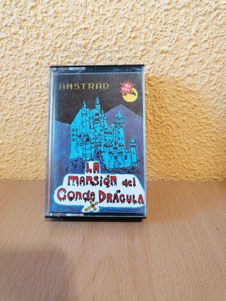 Amstrad La mansión del conde Drácula
