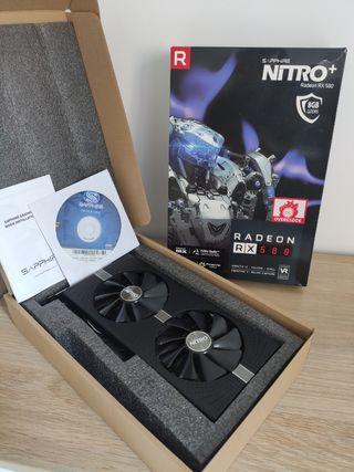 Sapphire RX 580 Nitro+ 8GB